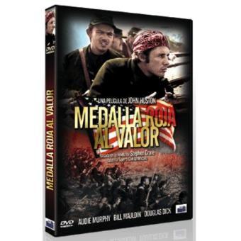 Medalla roja al valor - DVD
