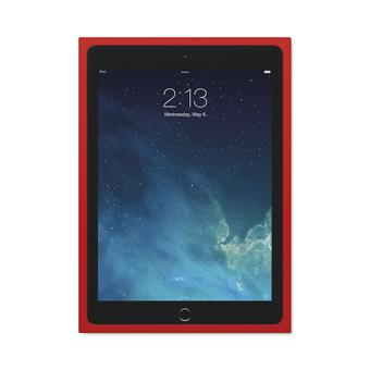 Funda Logitech Blok shell para iPad Air 2 rojo