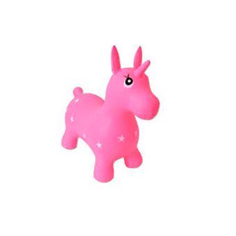 Mi unicornio saltarín Ludi