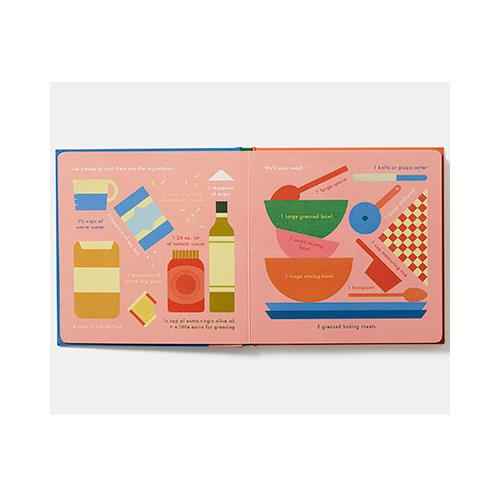 Pizza an interactive recipe book sinopsis y precio fnac solutioingenieria Gallery