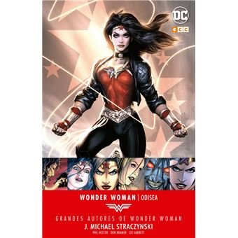 Grandes autores de Wonder Woman: Wonder Woman Odisea