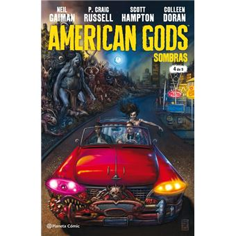 American Gods Sombras nº 04