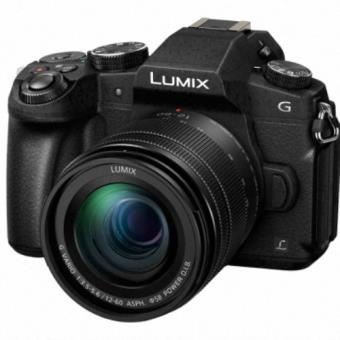 Cámara Panasonic Lumix DMC-G80 + 12-60 mm