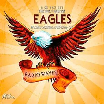Radio Waves. Broadcasting Live 1974-1976 (3 CD)
