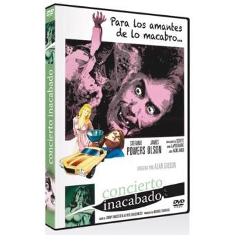 Concierto inacabado - DVD