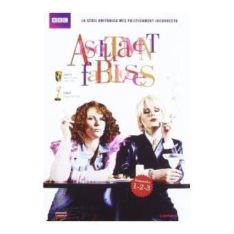 Absolutament fabuloses - Temporada 1-3 - DVD