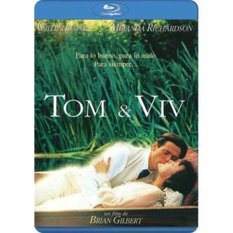 Tom y Viv - Blu-Ray