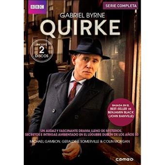 Quirke (Serie completa) - DVD