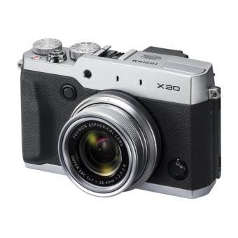 Cámara Compacta FujiFilm X30 Silver Wifi