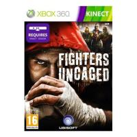 Fighters Uncaged Xbox 360 Kinect