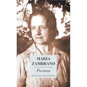 Poemas - María Zambrano