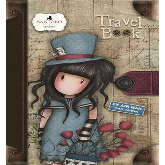 Travelbook Gorjuss