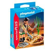 Playmobil Excavación arqueológica