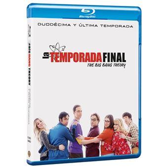 The Big Bang Theory Temporada 12 Blu-Ray