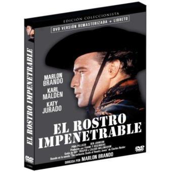 El rostro impenetrable - DVD