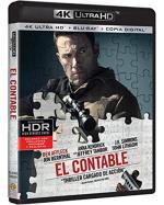 El contable - UHD + Blu-Ray + copia digital