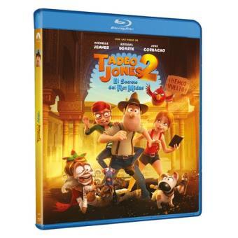 Tadeo Jones 2. El secreto del Rey Midas - Blu-Ray