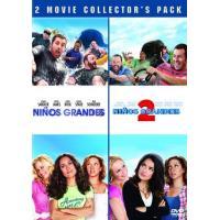 Pack Niños grandes + Niños grandes 2 - DVD
