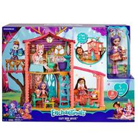 Mattel - Supercasa del bosque Enchantimals