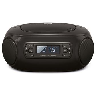 Radio CD Bluetooth Energy Sistem Boombox 3