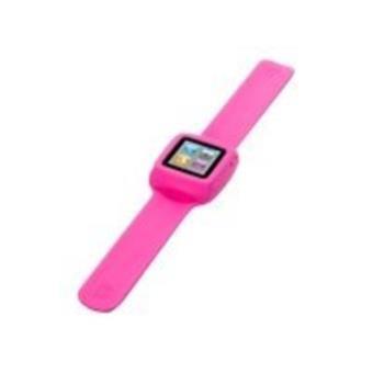 Griffin Slap Funda Tipo Reloj para iPod Nano 6G Rosa