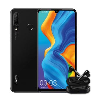Huawei P30 Lite 6,15'' 128GB Negro