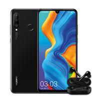 Huawei P30 Lite 6,15'' 128GB Negro + Auriculares