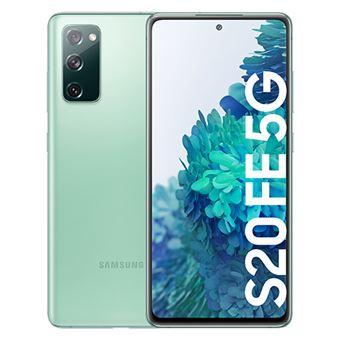 Samsung Galaxy S20 FE 5G 6,5'' 128GB Verde