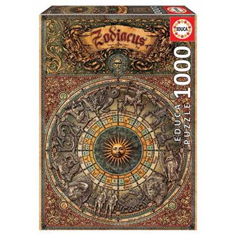 Puzzle Educa Zodiaco 1000 Piezas