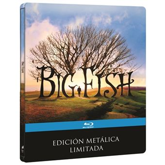 Big Fish - Steelbook Blu-Ray - Exclusiva Fnac