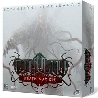 Cthulhu – Death May Die – Temporada 2