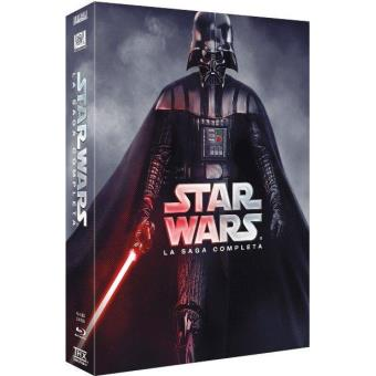 Pack Star Wars. La Saga Completa - Blu-Ray