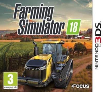 Farming Simulator 2018 Nintendo 3ds Para Los Mejores Videojuegos