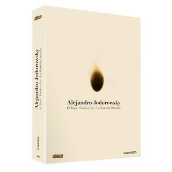 Pack Alejandro Jodorowsky (4 DVDs) - DVD