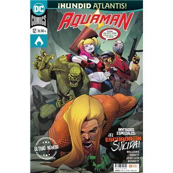 Aquaman nº 26/12 Renacimiento