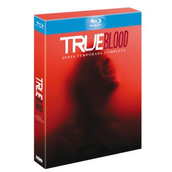 True Blood - Temporada 6 - Blu-Ray