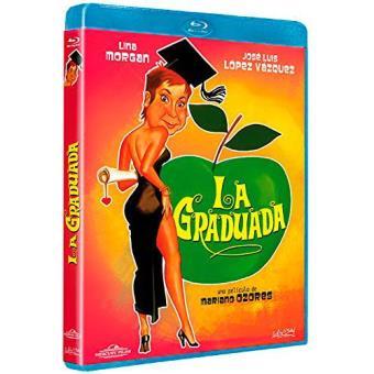 La graduada - Blu-Ray