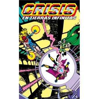 Crisis en Tierras Infinitas Xp Volumen 3 De 5