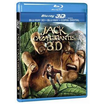 Jack el caza gigantes - Blu-Ray + 3D