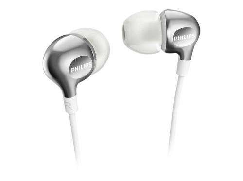 Auriculares Philips SHE3700WT Blanco