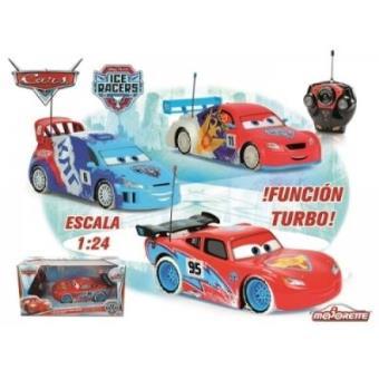 Coche radio control Cars Ice Racing Turbo Race Vitaly Petrov SURTIDO