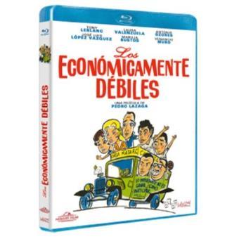 Los económicamente débiles - Blu-Ray
