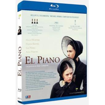 El piano - Blu-Ray