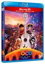 Coco - 3D + Blu-Ray