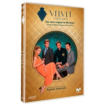Velvet Colección - Temporada 2 - DVD
