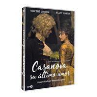 Casanova, su último amor- DVD