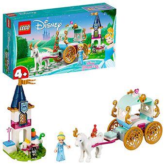 LEGO Disney Princess 41159 Paseo en Carruaje de Cenicienta