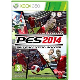PES 2014 Pro Evolution Soccer Xbox 360