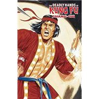 Shang-Chi Deadly Hands Of Kung Fu (Marvel Limited Edition)