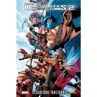 The Ultimates 2 - Seguridad Nacional